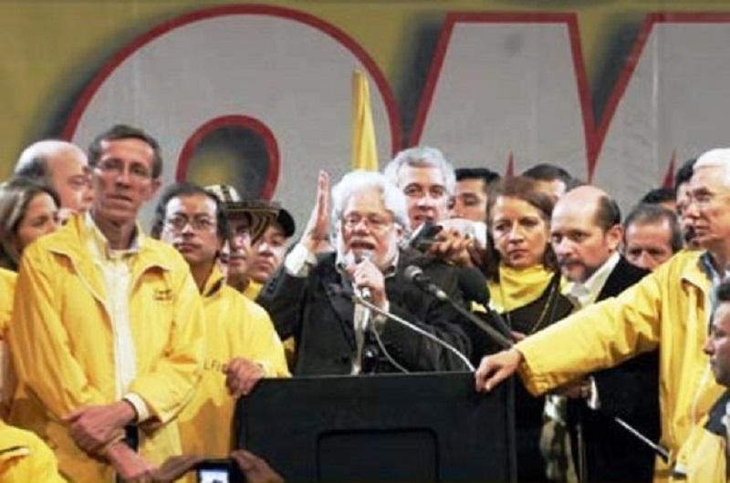 POLO DEMOCRÁTICO Y PARTIDO LIBERAL, LOBOS CON PIEL DE OVEJA