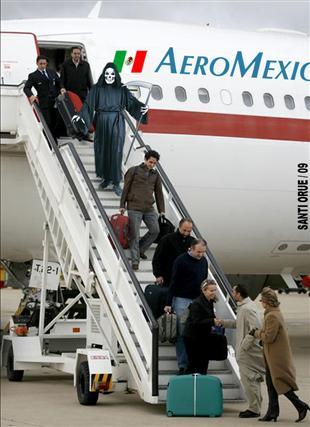 Aeroméxico...