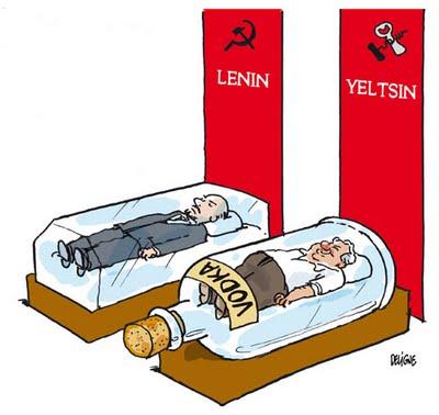 La tumba socialista que sueña tener Lucho Garzón