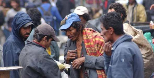 Drogadicción y miseria en Bogotá. La dosis personal es promocionada por el Polo Democrático y el Partido Liberal