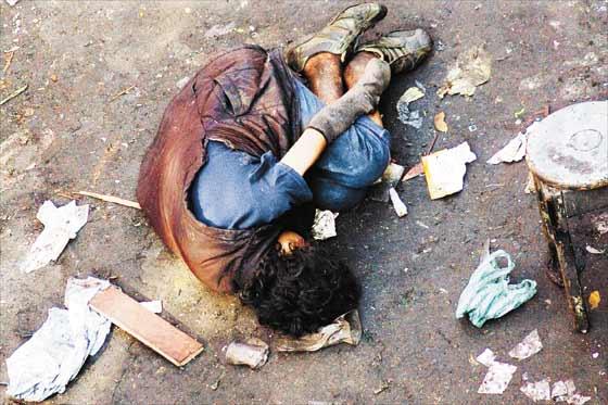 El socialismo lleva 6 años gobernando en Bogotá... Y la miseria ha aumentado