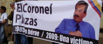 !ABSUELVAN AL CORONEL ALFONSO PLAZAS VEGA!