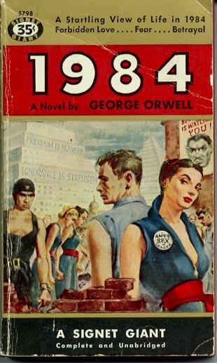 """""""1984"""", el libro de George Orwell inspirado en los preceptos socialistas de la sociedad fabiana"""
