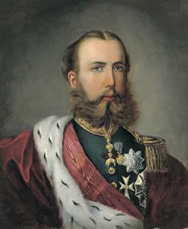 El emperador Maximiliano de Habsburgo, ficha del Vaticano