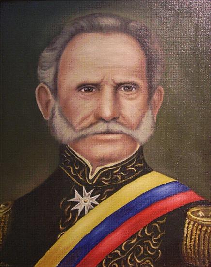 El general Tomás Cipriano de Mosquera y Arboleda, se atrevió a expulsar a los jesuitas de Colombia