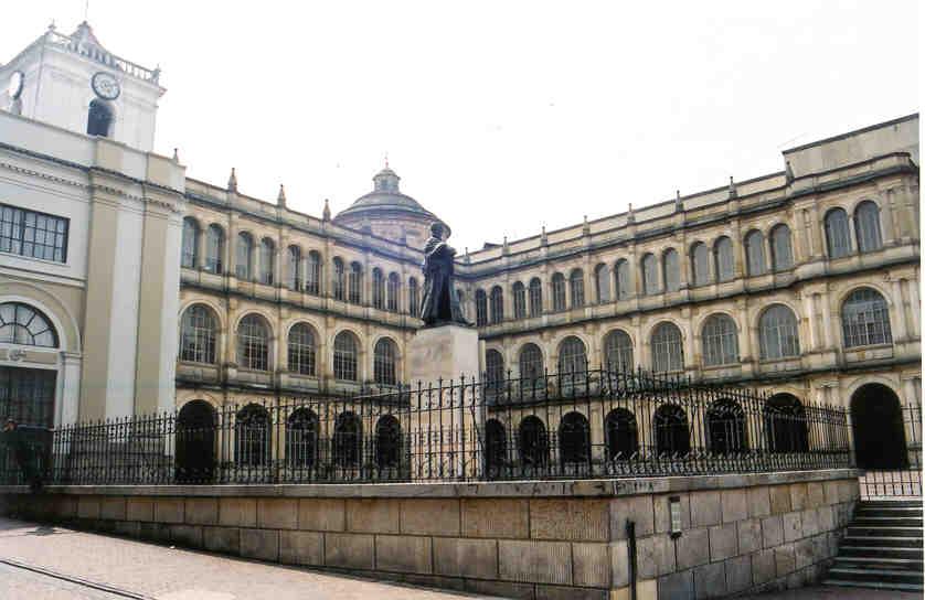 Colegio Mayor de San Bartolomé en Bogotá