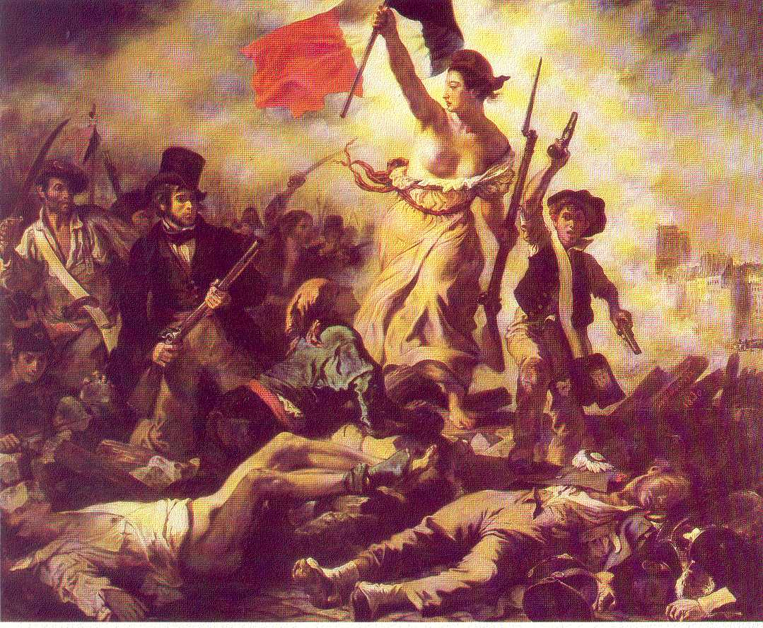 """La revolución Francesa, """"el crimen que debemos expiar"""" según declararon los jesuitas"""