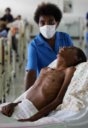 SIDA en África... ¿Es racista el supuesto virus...?