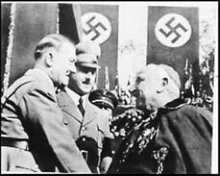 Hitler y sus aliados: la jerarquía católica