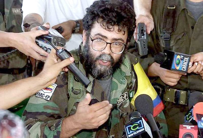 LAS FARC NO SON NARCOTERRORISTAS