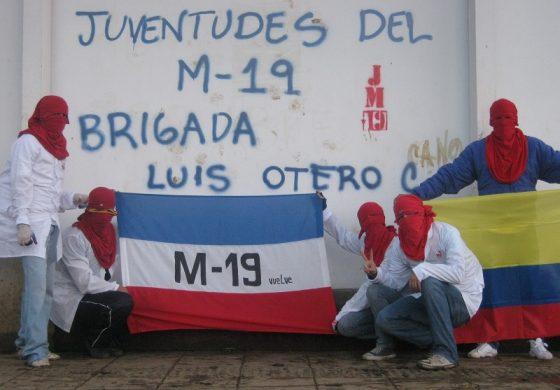 EL PARTIDO VERDE, OTRO NOMBRE PARA LA GUERRILLA DEL M-19
