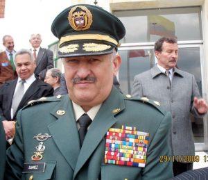 """General Carlos A. Suárez Bustamante, alias """"La Machaca"""""""