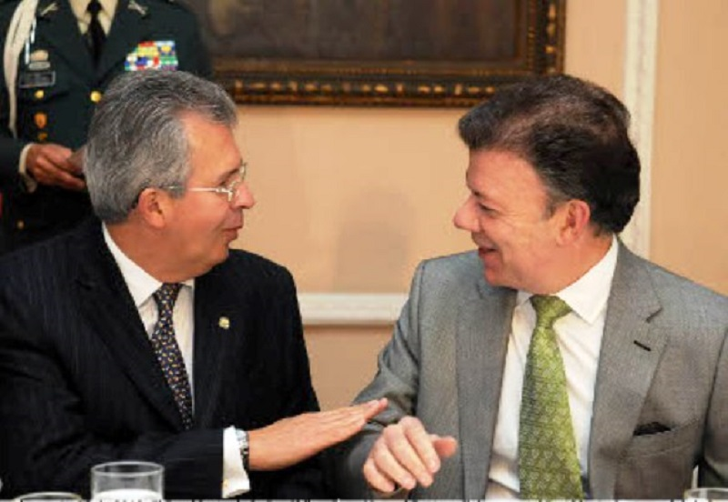 EL MENSAJE INEQUÍVOCO DEL PRESIDENTE SANTOS AL EJÉRCITO COLOMBIANO