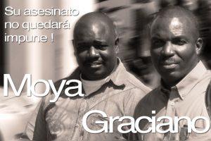 Moya y Blandón... asesinados. Los criminales siguen impunes. El Blog las 2 Orillas los acusa infamemente de haber sido paramilitares