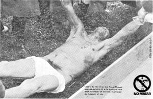 José Raquel Mercado, asesinado por el M-19