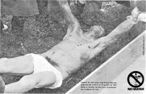 El líder obrero José Raquel Mercado fue asesinado por el M-19 con dos tiros a quemarropa a la altura del corazón