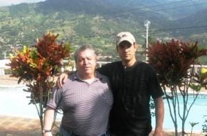 Fernando Vargas Quemba y Jaime Restrepo