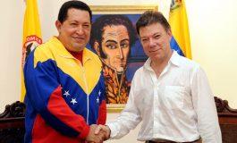 """""""NO HAY GUERRILLA EN VENEZUELA"""", DICE EL CAMARADA SANTOS"""