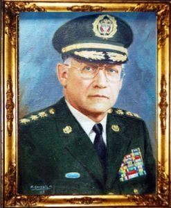 General Harold Bedoya Pizarro