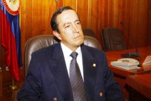 Magistrado Augusto Ibáñez, presidente de la Corte Suprema, cuota de Vargas Lleras, abogado de Luis A. Baena