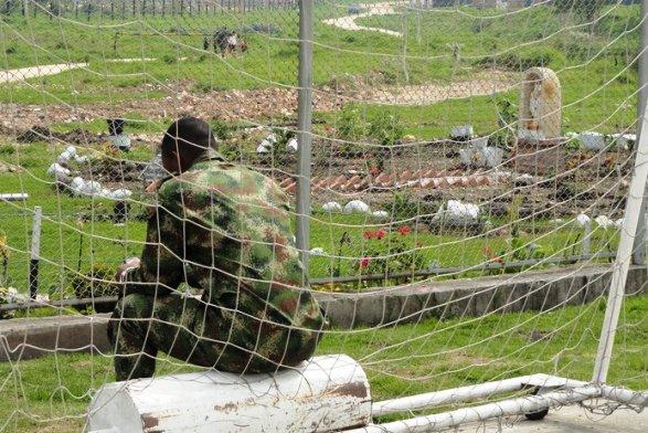 Los militares privados de la libertad, la mayoría de las veces de manera injusta, están en el abandono (Foto Adriana Ochoa)