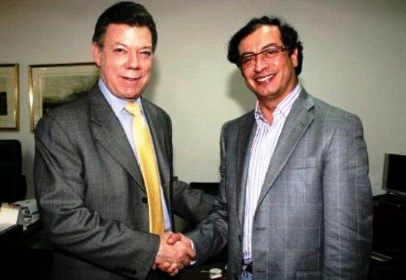Santos y Petro, un pacto fatal para Bogotá