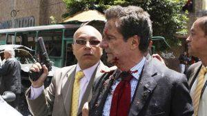 Fernando Londoño a été gravement blessé lors d'un attentat des Farc à Bogota