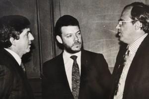 Gaviria, Santos y Samper,  unidos desde hace mucho