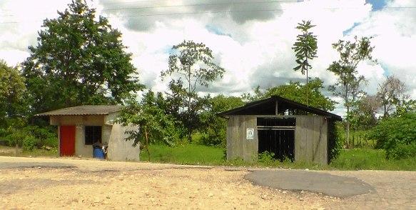 SANTODOMINGO, UN CASERÍO DE EMBAUCADORES