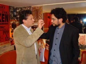 Hollman Morris e Iván Cepeda, dos adalides de la verdad y la decencia