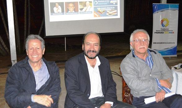 Alfredo Rangel, experto en temas de seguridad nacional, en un evento académico del Centro de Pensamiento Primero Colombia (Foto Periodismo Sin Fronteras)