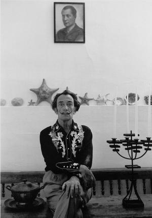 Dalí admiraba profundamente a Primo de Rivera