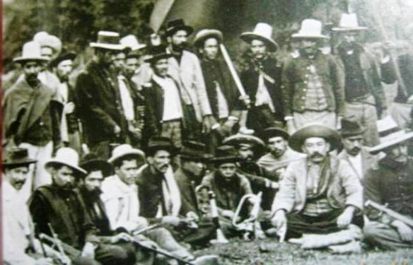 Ejército Liberal del Norte, en vísperas de la Batalla de palonegro, Mayo de 1900