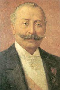 General Rafael Reyes, El Regenerador