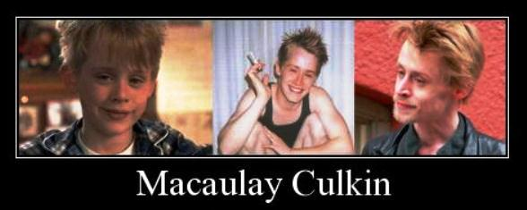 """Macaulay Culkin, y el resultado de su """"dosis mínima"""""""