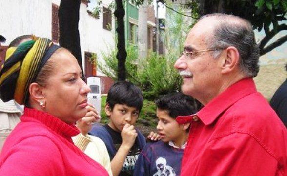 Piedad Córdoba y Horacio Serpa, con ideas y amigos comunes