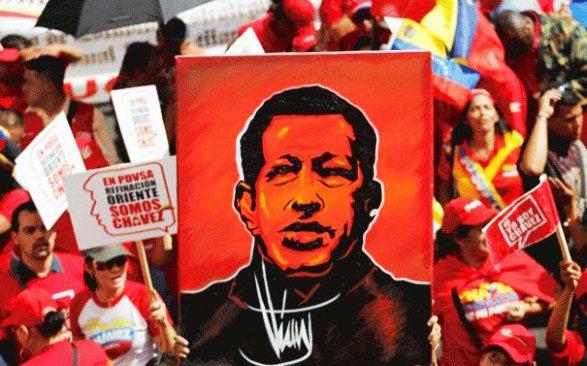 La era post - Chávez