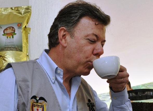 ¿Santos se beberá hasta lo último del café?