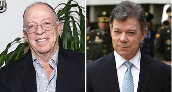 Enrique Santos y Juan Manuel Santos. Ambos periodistas; ambos cómplices del terrorismo