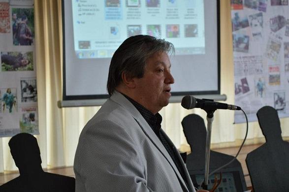 El Dr. Fernando Vargas Quemba, director del Comité Nacional de Víctimas de la guerrilla, es otra víctima de Daniel Coronell
