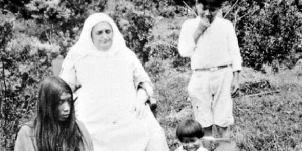 La nueva santa canonizada por el Papa Francisco. La Madre Laura Montoya