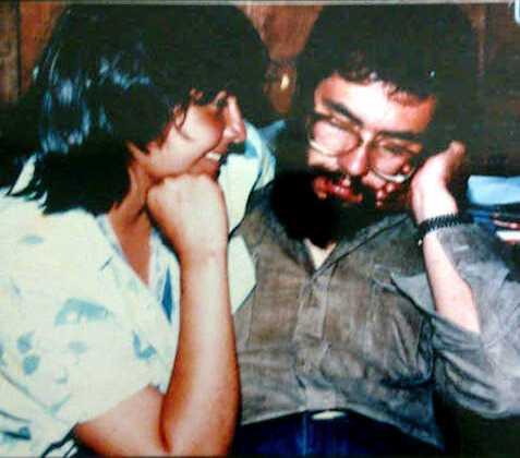 Alfonso Cano y su amante