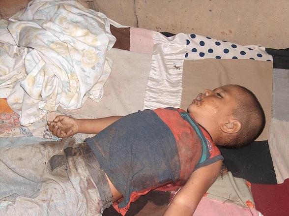 El crimen de este niño quedará en la impunidad gracias a Juan Manuel Santos y al Fiscal Eduardo Montealegre