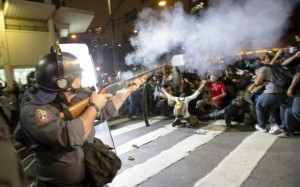 Protestas en Brasil por gastos para Mundial de fútbol y no para inversión social