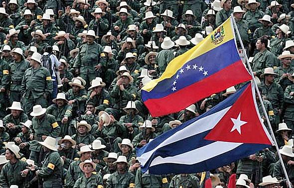 Cuba en Venezuela