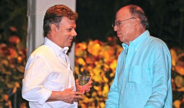 Juan Manuel Santos, Enrique Santos