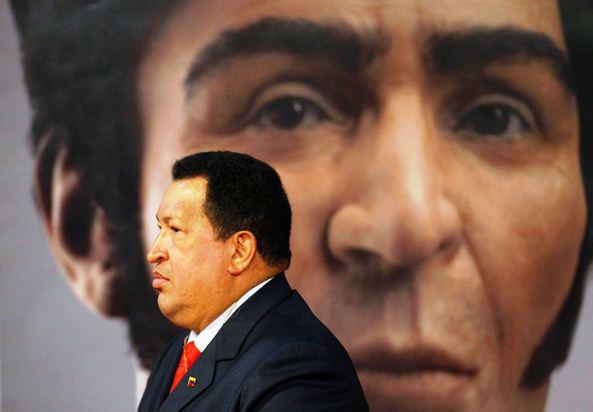 La izquierda se fue apoderando del ideario de SImón Bolívar, torciéndolo a su convenciencia
