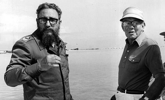 Alfonso López Michelsen y Fidel Castro, una amistad que llenó de sangre a Colombia