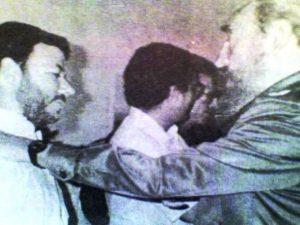 Juan Manuel Santos y su mentor, Fidel Castro