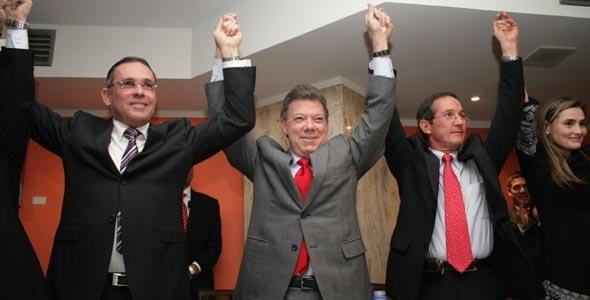 Partido Conservador y Santos